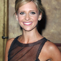 Photo : Sarah Michelle Gellar a le sourire