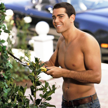Jesse Metcalfe, le jardinier très sexy de Desperate Housewives