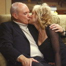 Judith Light et Alan Dale dans Ugly Betty