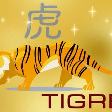 Astrologie chinoise du tigre - Copyright © <>