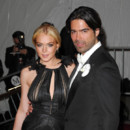 Brian Atwood et Lindsay Lohan