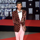 Stromae au sporting club de Monaco le 27 juillet 2014 pour les World Music Awards.
