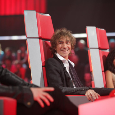 The Voice - Emission 1 du 25 février 2012 - Quatre coachs de The Voice la plus belle voix : Jenifer, Garou, Louis Bertignac, Florent Pagny