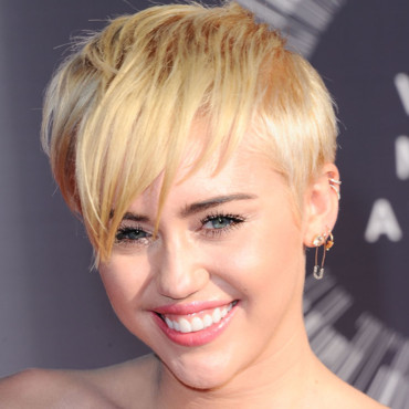 Miley Cyrus aux MTV VMA de Los Angeles le 24 août 2014
