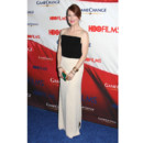 Julianne Moore en robe longue Lanvin