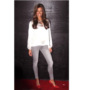 Jeans droit Kelly Bensimon