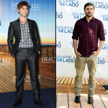 Top Flop Zac Efron Chace Crawford