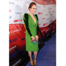 Julianne Moore en robe verte Tom Ford