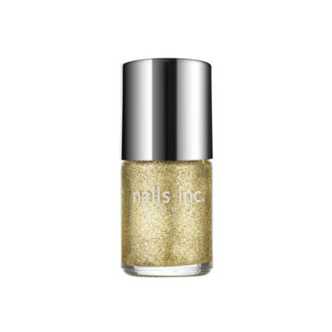 Vernis à ongles doré Nails Inc 14.90 euros
