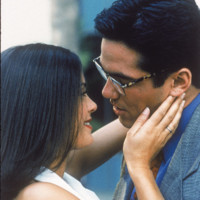 Photo : le baiser de Teri Hatcher et Dean Cain