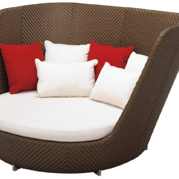Fauteuil Gloster Collection Scoop, Nest