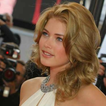 Doutzen-Kroes / Cannes 2007