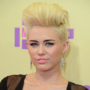 Miley Cyrus sacre star la plus sexy de l&#039;anne !