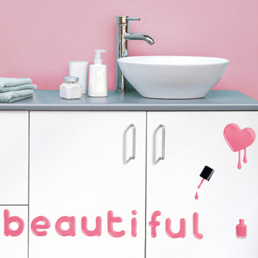 Sticker Nouvelles Images : Beautiful