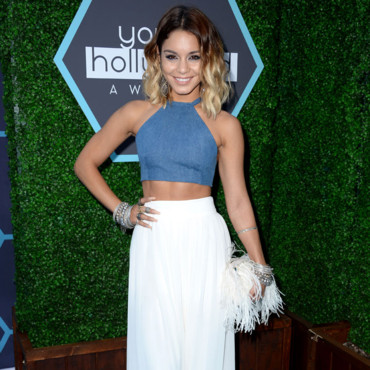 Vanessa Hudgens assiste aux Young Hollywood Awards 2014 au Wiltern Theater, à Los Angeles en Californie, le 27 Juillet 2014.