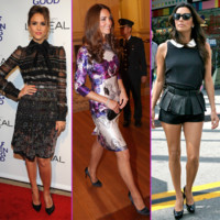 Victoria Beckham, Jessica Alba... le best of mode de la semaine