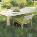 Table Viteo Easy chairs et table Solo