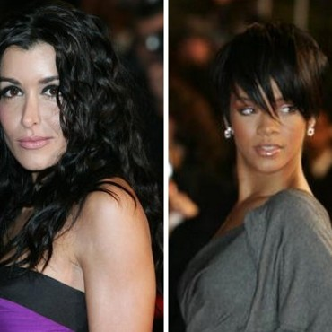 people : Jenifer et Rihanna
