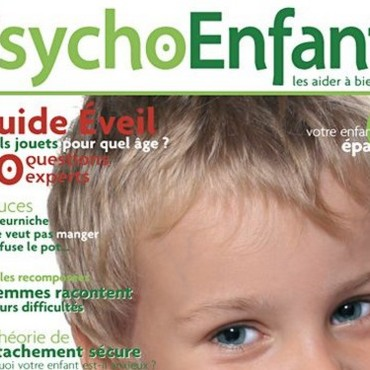 couverture psychoenfants n°9