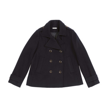 Le manteau court Tex
