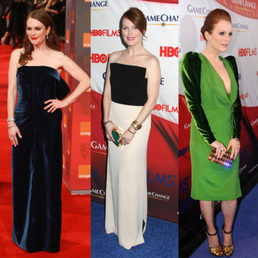 Les plus beaux looks de Julianne Moore