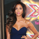 Nicole Scherzinger et son beauty look glowy à Londres