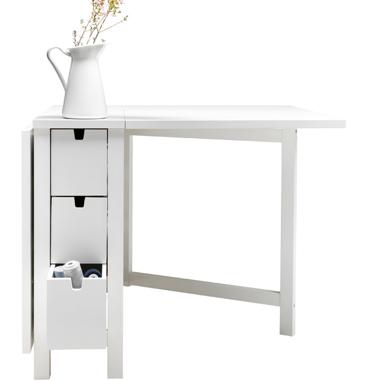 Ikea table rabattable ikea table cuisine rabattable for Table cuisine escamotable ou rabattable