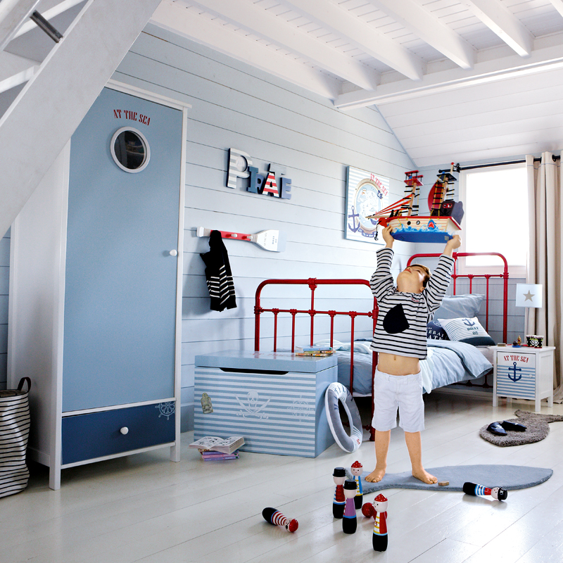 chambre d 39 enfant 18 ambiances chez maisons du monde pour. Black Bedroom Furniture Sets. Home Design Ideas