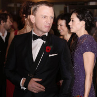 Photo : Daniel Craig fait la moue