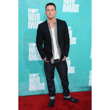 Channing Tatum aux MTV Movie Awards 2012 à Los Angeles