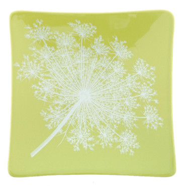 Assiette Fly Print