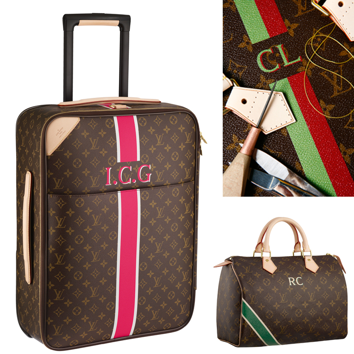 Montage sacs My Monogram Louis Vuitton