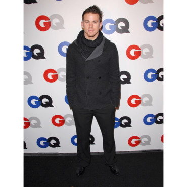 "Channing Tatum décontract lors de la soirée GQ ""Men of the Year"" en 2007 au Chateau Marmont Los Angeles"