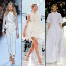 Mode été 2012 : j'adopte le total look white !