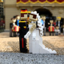 Mariage Kate Middleton Prince William en Lego