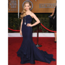 Amanda Seyfried en Zac Posen aux SAG Awards 2013