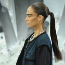 Chanel Fashion week AH 12 13 coiffure
