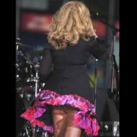 Photo : Jessica Simpson les fesses à l'air !