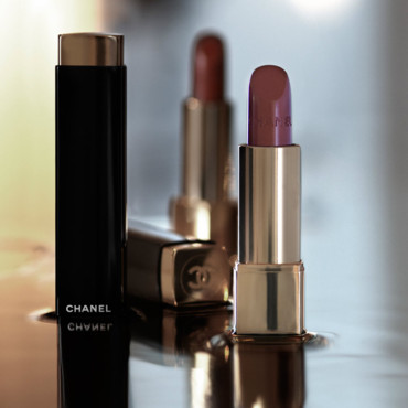 Maquillage Chanel 2009 : rouge à lèvres Rouge Allure