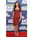 Nina Dobrev aux MTV Movie Awards