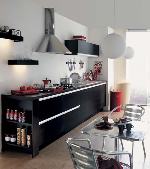 d co cuisine alinea. Black Bedroom Furniture Sets. Home Design Ideas
