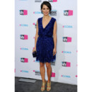 "Bérénice Bejo en Elie Saab 2012 et chaussures Jimmy Choo ""Private"" pour la cérémonie des Critics' Choice Movies Awards 2012 à Los Angeles"