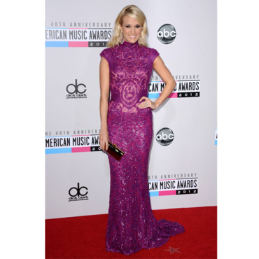 Carrie Underwood aux American Music Awards
