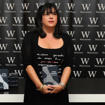 E.L. James, auteure du best-seller Fifty Shades of Grey