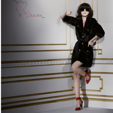 Lanvin loves H&M look 1