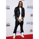Chris Brown aux American Music Awards