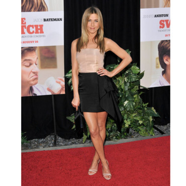 Jennifer Aniston en Lanvin