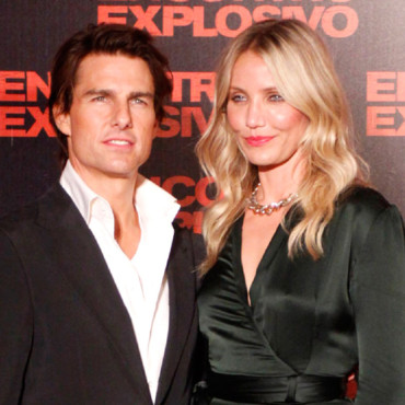 Tom Cruise et Cameron Diaz