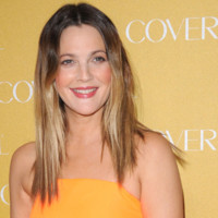 Photo : Drew Barrymore et son brushing sexy