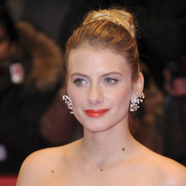 Mélanie Laurent au Festival International du film de Berlin, à Berlin le 13 février 2013